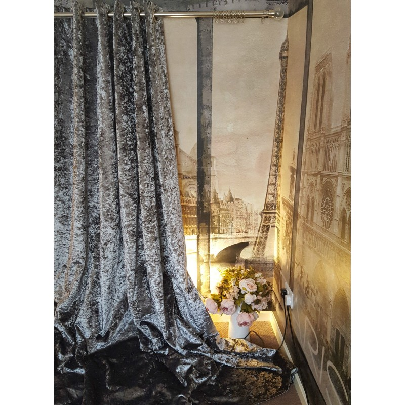 Image Result For Thermal Velvet Curtains